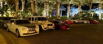 На заметку путешественнику: прокат авто в Дубае