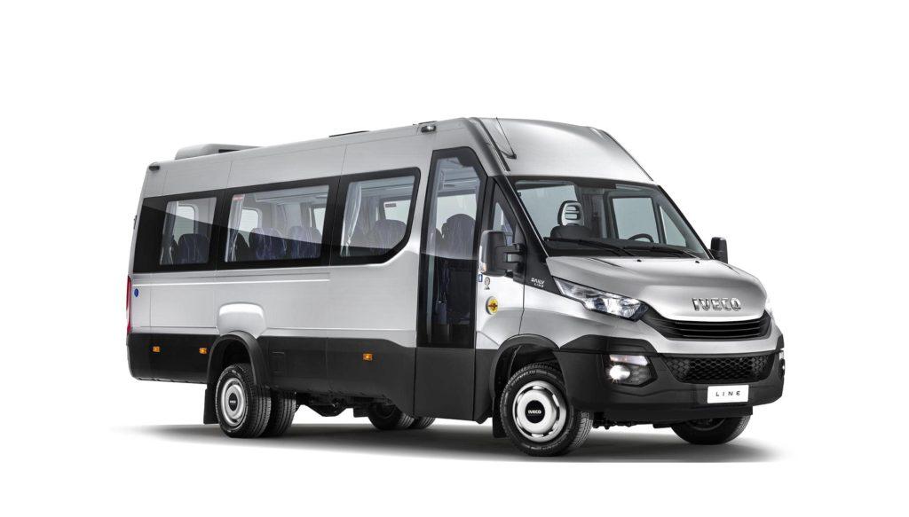 Микроавтобусы «Ивеко»: выбор в пользу отменного качества и надежности