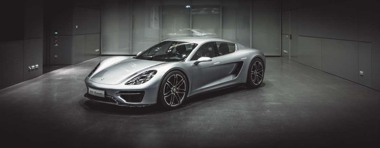 Ознакомьтесь с концепцией Porsche 960 Turismo