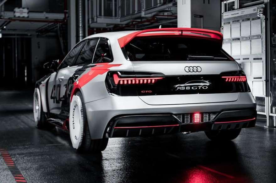 Так должен выглядеть Audi RS6 Avant