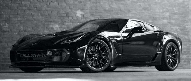 Корвет Callaway Corvette