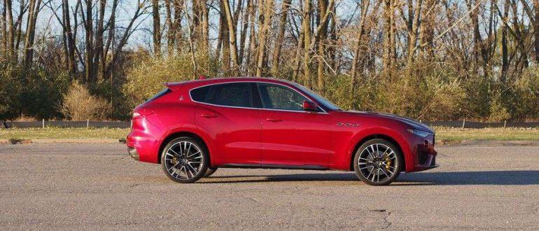Обзор Maserati Levante Trofeo 2020 года: быстрый, но ошибочный