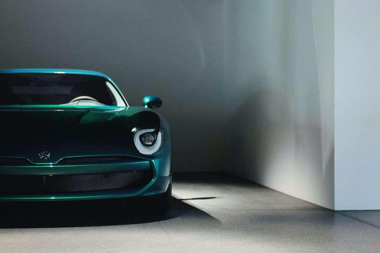 Zagato представляет свою первую возрожденную Iso Rivolta GTZ