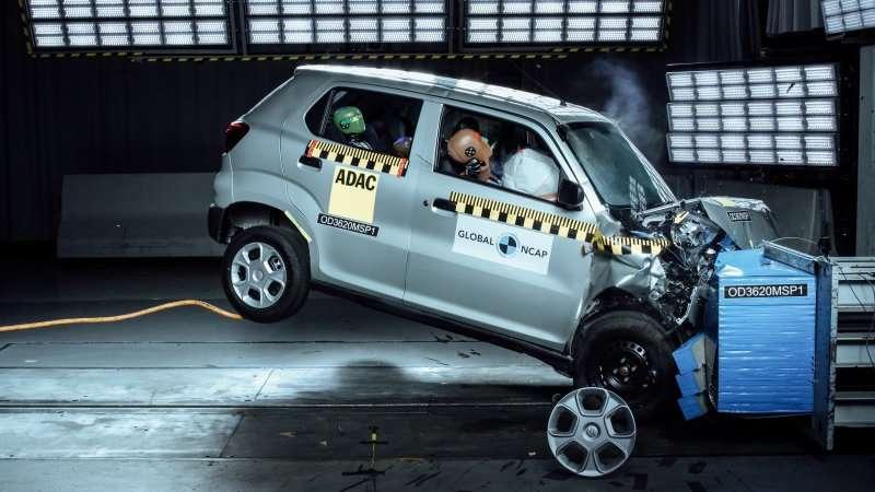 Ноль звезд: вот как выглядит краш-тест машины за 5000 долларов