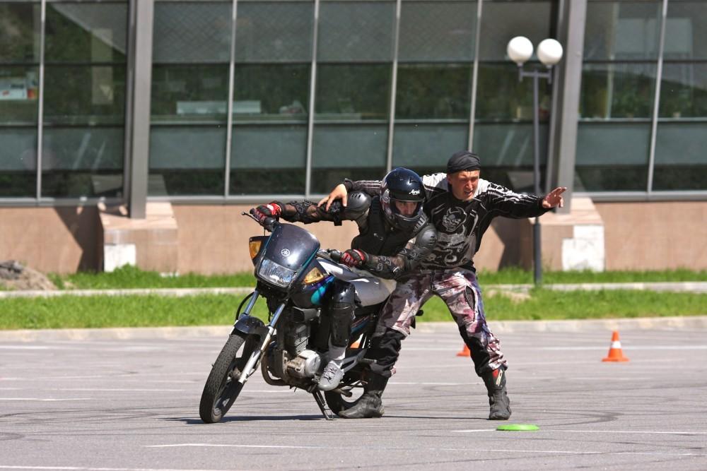Основы подготовки мотоциклистов