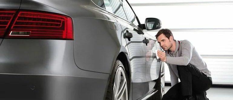 Учимся правильно ухаживать за своей машиной