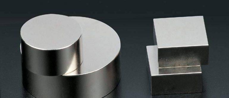 Неодимовые магниты - что это, и как их используют