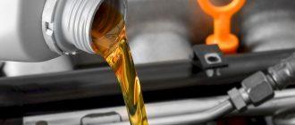 Моторные масла - незаменимый элемент автомобиля