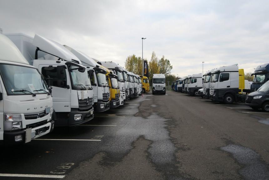 Продажа и покупка грузовиков