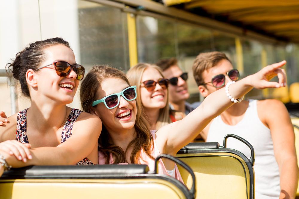 Преимущества путешествия на автобусе