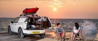 Как отдыхать на море с машиной под боком