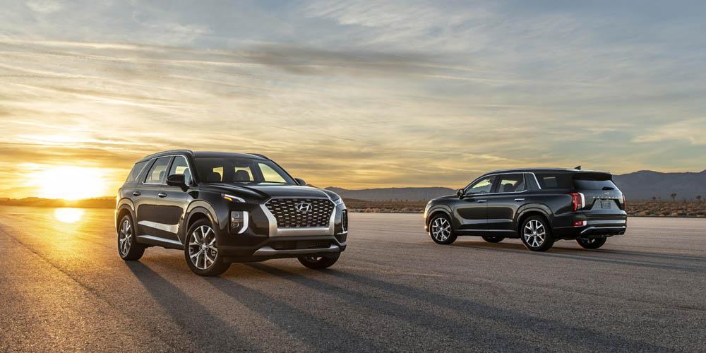 Большой и еще крупнее. Сравниваем Hyundai Tucson и Hyundai Palisade