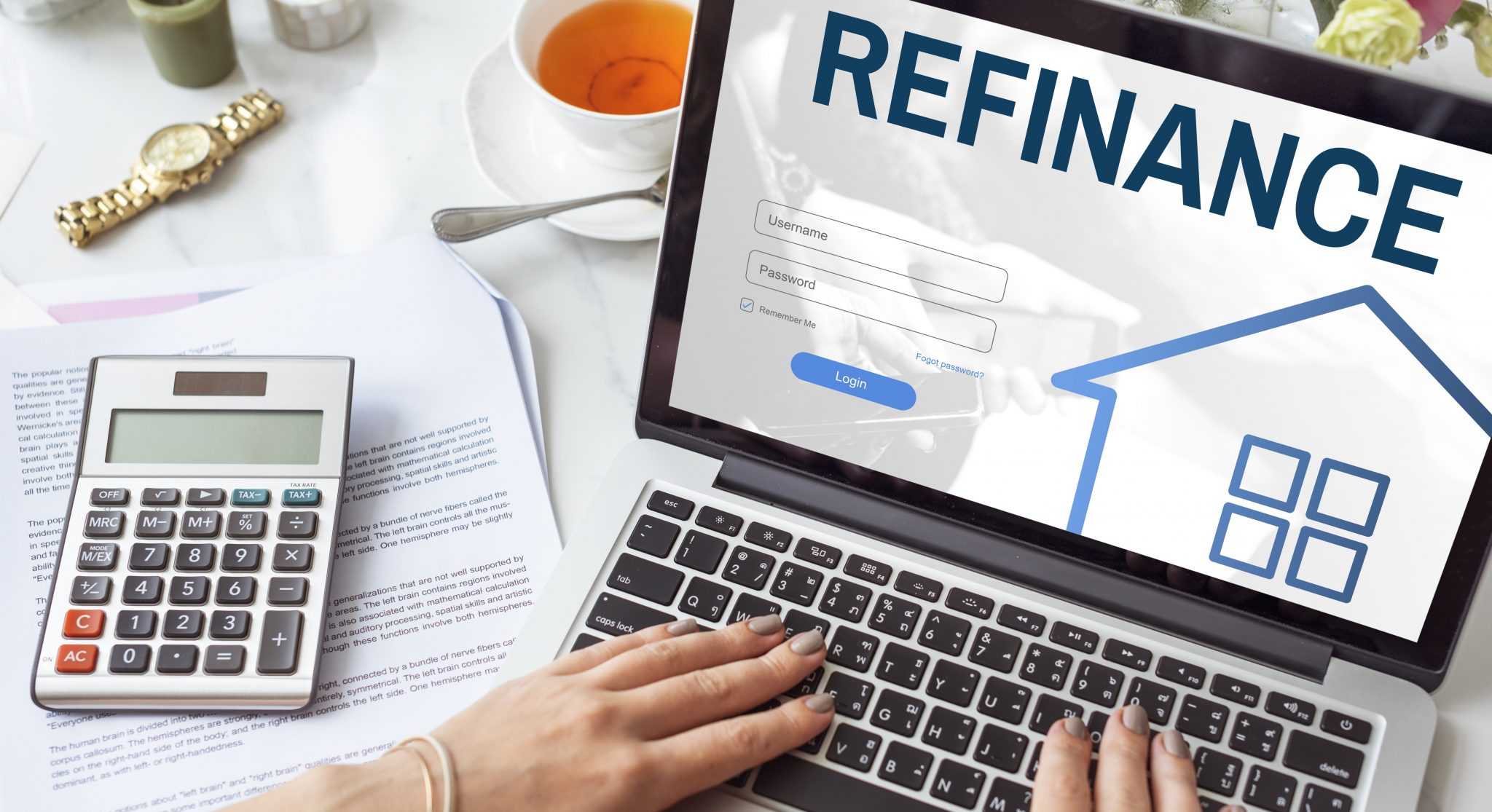 Особенности рефинансирования