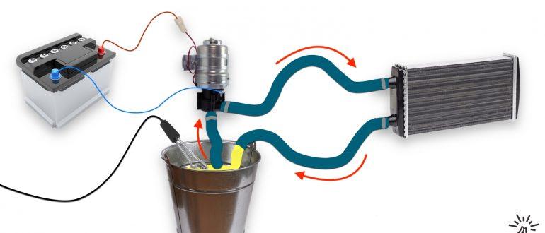 Чем промывать радиатор печки автомобиля в домашних условиях. Промывка радиатора отопителя без снятия