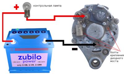 Как проверить автомобильный генератор в домашних условиях? Как проверить генератор мультиметром