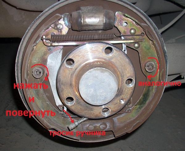 Самостоятельная замена задних тормозных колодок автомобиля. Как самому поменять тормозные колодки у машины