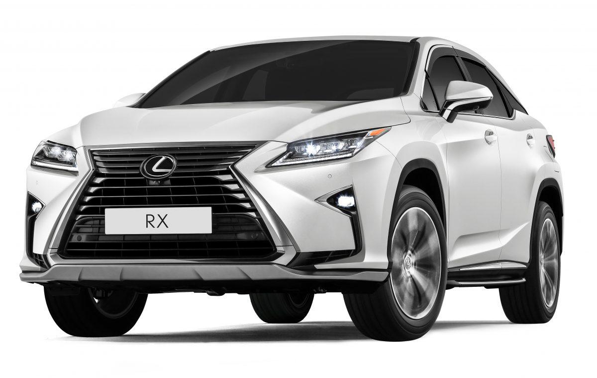 Почему следует отдать предпочтения Lexus RX 300?