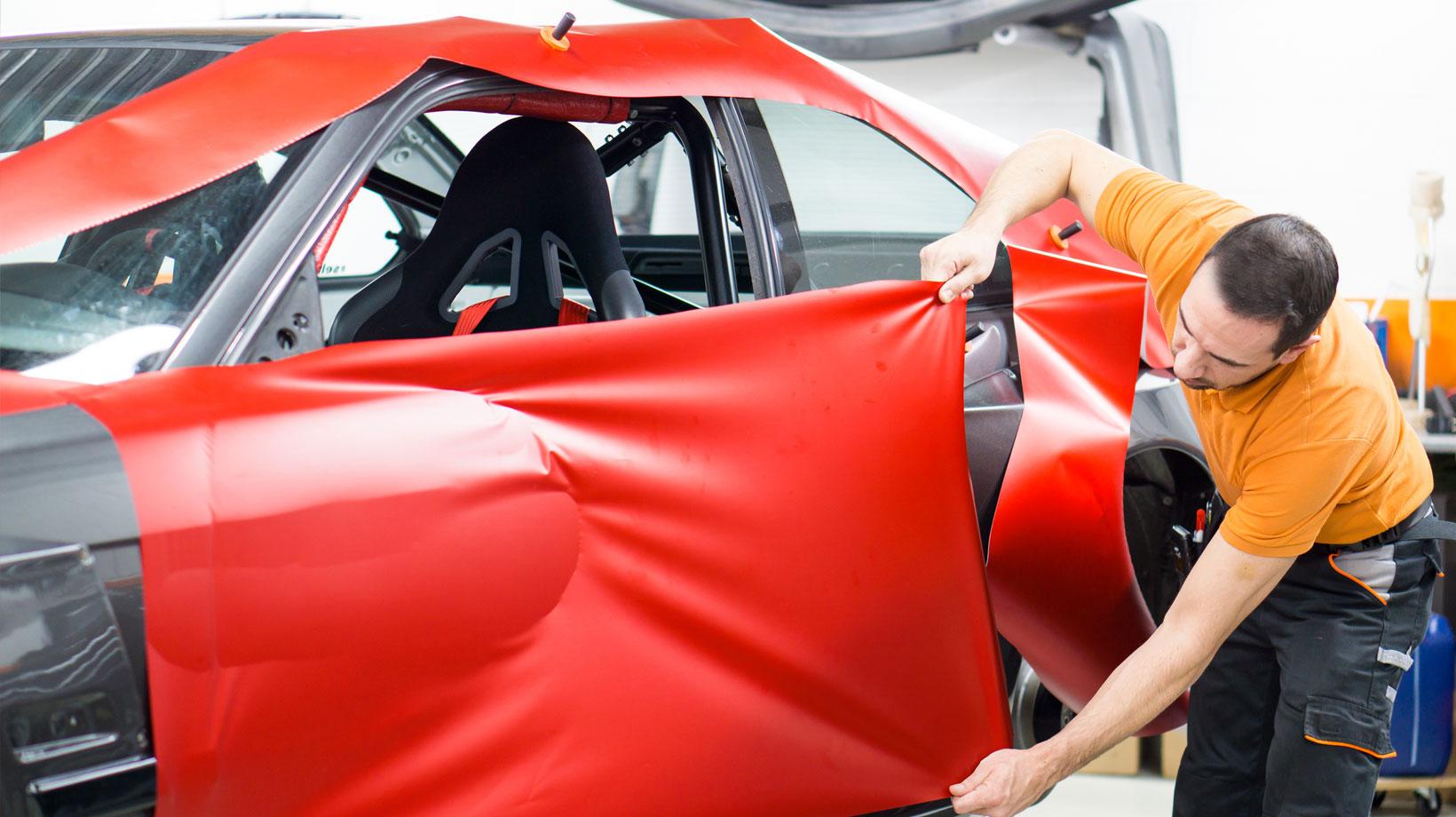 Эффективна ли оклейка автомобиля для рекламы?