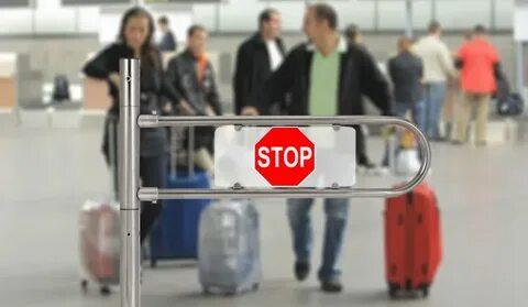 За что можно получить запрет на выезд за границу и как узнать есть ли он у вас?