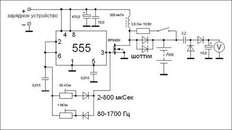 Что такое десульфатация аккумулятора и как произвести её в домашних условиях. Автоматическое зарядное устройство + режим десульфатации для аккумулятора
