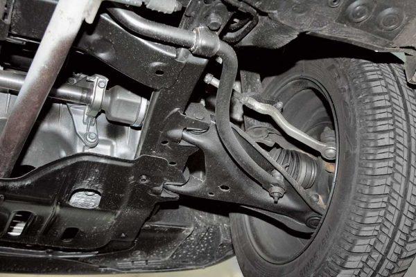 Стук в передней подвеске на мелких кочках: причины и возможные поломки. Ремонт автомобиля